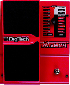 DigiTech Whammy effect pedaal