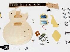 Doe-het-zelf, je eigen gitaar bouwen met een gitaar bouwpakket