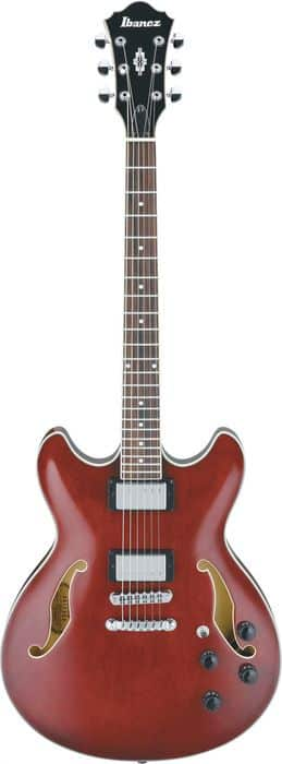 Ibanez Artcore AS73 semi-hollow elektrische gitaar
