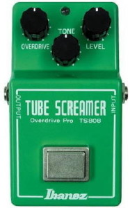Ibanez Tube Screamer effectpedaal