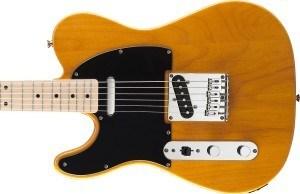 Squier Affinity Telecaster gitaar snaren