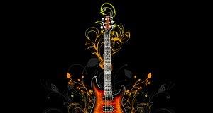 coole elektrische gitaar