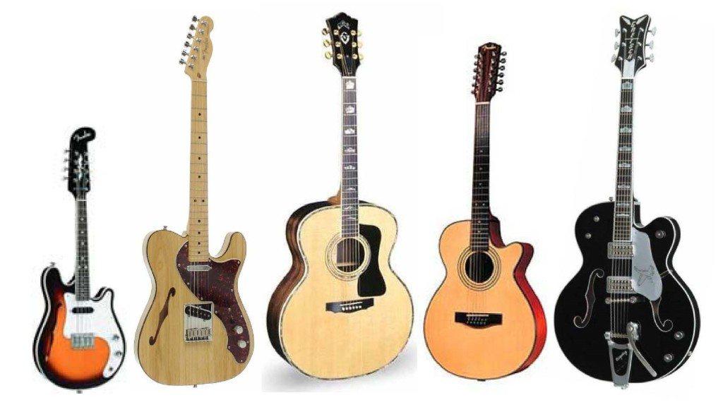 gitaar kopen tips