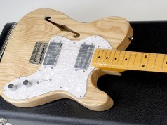 Fender American Vintage 72 Telecaster Thinline review wall