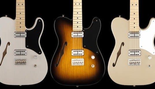 Fender Cabronita Telecaster review gitaar