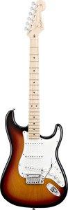 Fender Stratocaster elektrische gitaar voor beginners