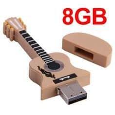 Gitaar USB-stick