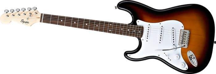 Squier Affinity Strat gitaar
