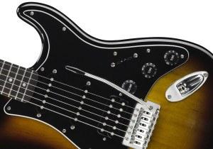 Squier Affinity Stratocaster snaren