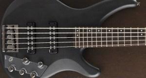 Yamaha TRBX505 review basgitaar