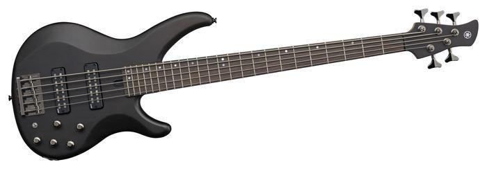 Yamaha TRBX505 review gitaar