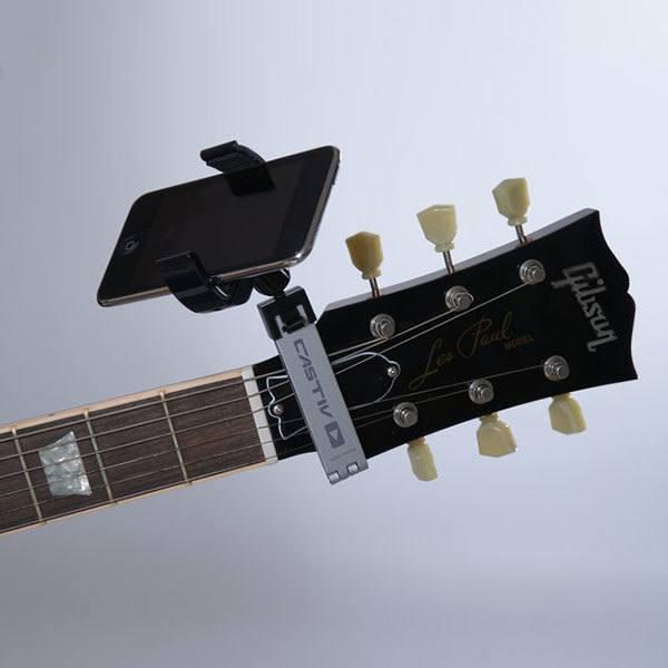 gitaar iPhone houder