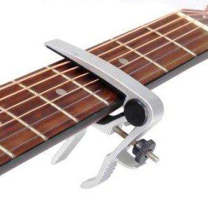 wat is een gitaar capo