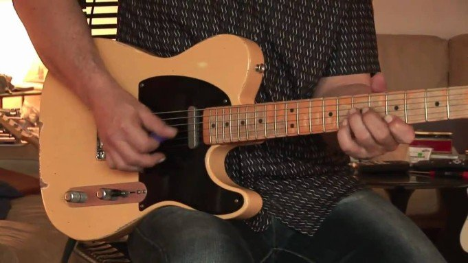 Fender Road Worn '50s Telecaster review elektrische gitaar