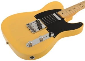 Fender Road Worn '50s Telecaster review gitaar