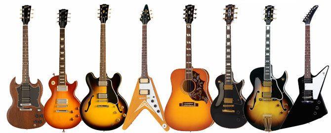 Gibson gitaar kopen tips