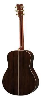 Yamaha LL16D ARE akoestische gitaar achterkant