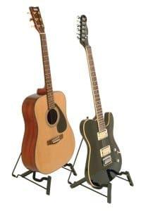 a-frame gitaarstandaard