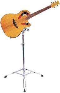 akoestische gitaar speelstandaard