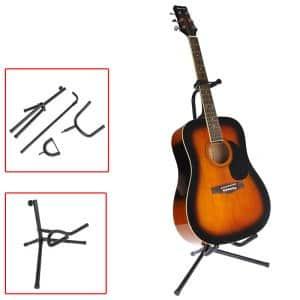 driepoot gitaarstandaard