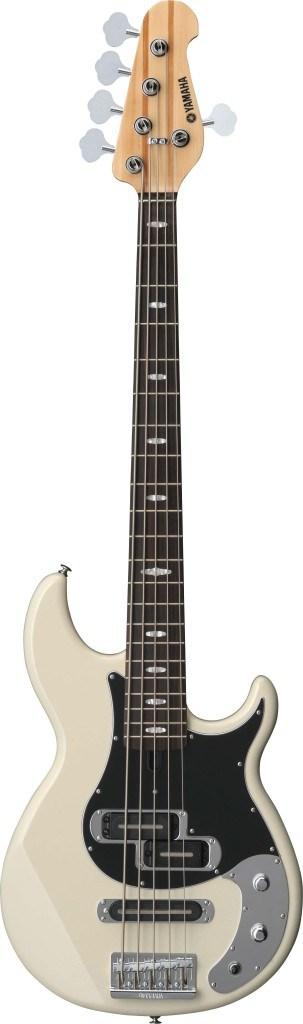 elektrische basgitaar Yamaha BB1025X review