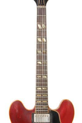 gitaar kopen hals