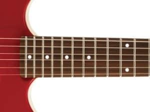 gitaar hals in body