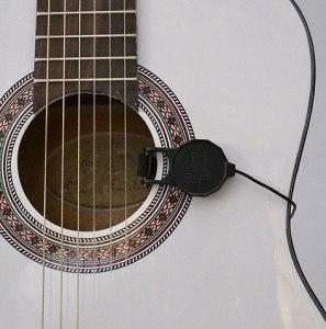 Akoestische gitaar elektrisch versterken